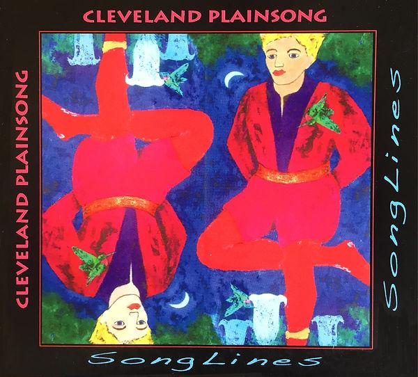 songlines music album cover art
