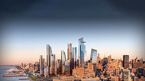 landscape of hudson yards in new york city wsdc