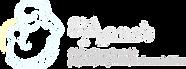 St Anne's logo in grayscale
