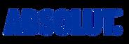 absolut logo in grayscale
