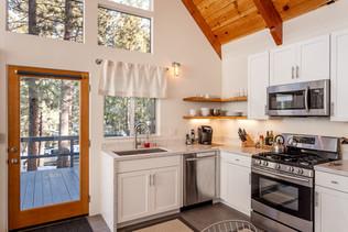 A Frame + Modern Rustic Cabin
