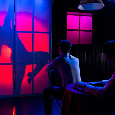 Private Room #6 at The Flea Theater, NYC