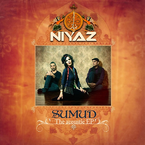 Sumud Acoustic album cover