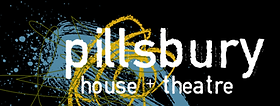 Pillsbury house and theater logo