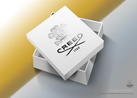 Creed Parfums.