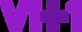 VH1 logo in grayscale