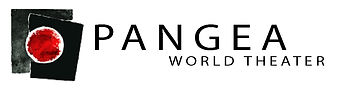 Pangia World Theater logo