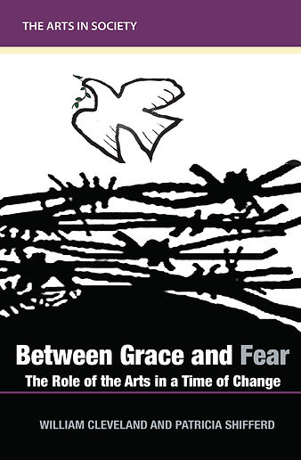 book cover for between grace and fear