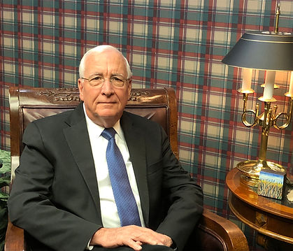 headshot of mark o'leary attorney