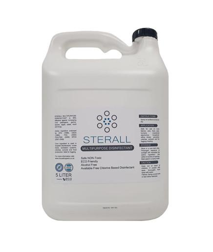 5 Liters Bottle