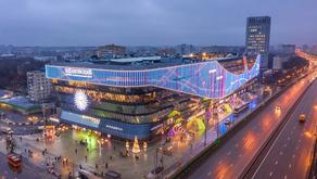 Торгово-развлекательный центр «Щёлковский» - 80 километров слаботочных сетей.