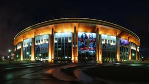 Реконструкция СК Олимпийский - весь комплекс слаботочных систем стройгородка.