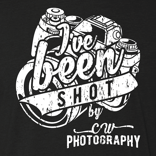 I've Been Shot - CW Photography Collection