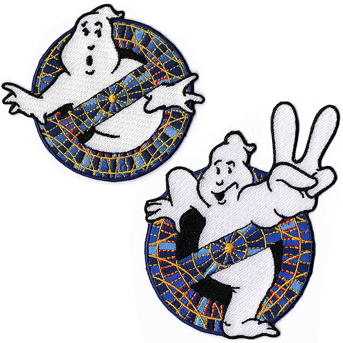Dragon Con Ghostbusters Patch Set