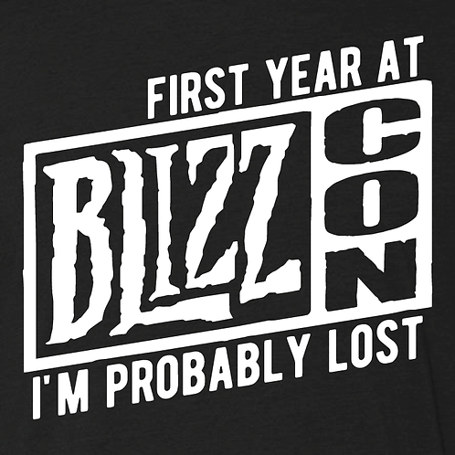 First Year at BlizzCon - Casey Simmons