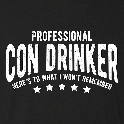Professional Con Drinker