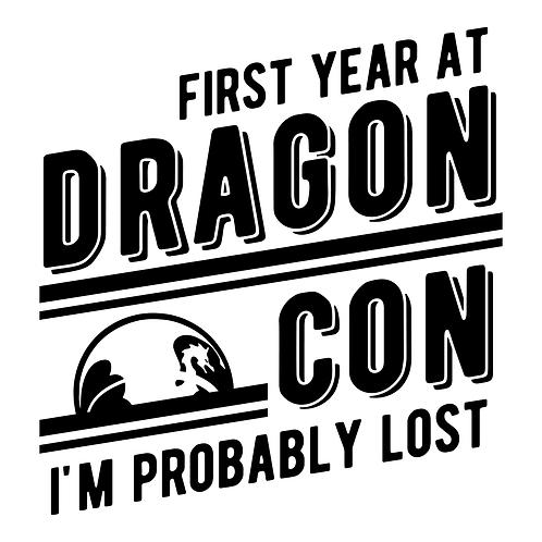 First Dragon Con Custom