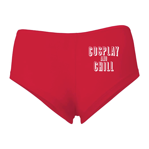 Cosplay & Chill Booty Shorts