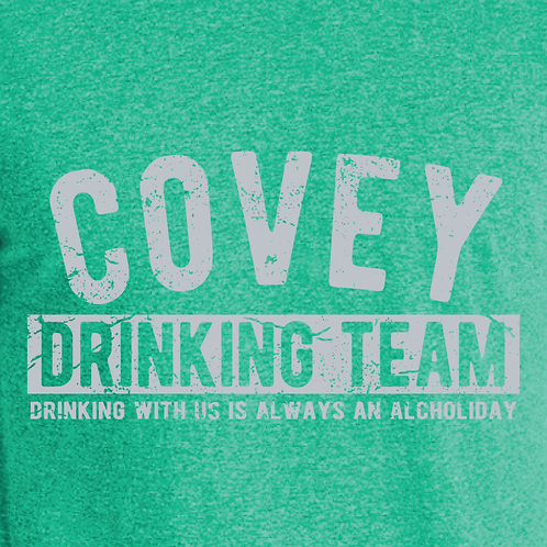 Covey Drinking Team