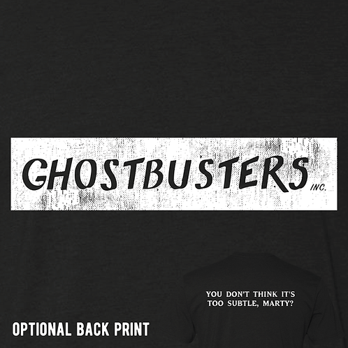 Ghostbusters Inc. Collection