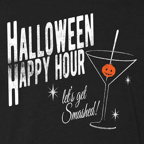 Halloween Happy Hour Collection