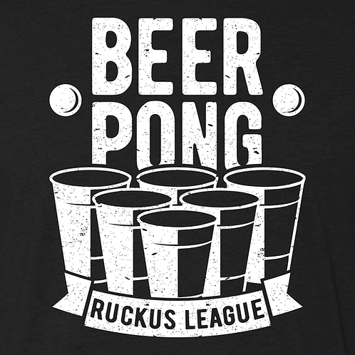 Beer Pong Ruckus League Collection