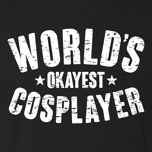 Worlds Okayest Cosplayer Collection