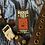Thumbnail: Necronomicon Enamel Pin