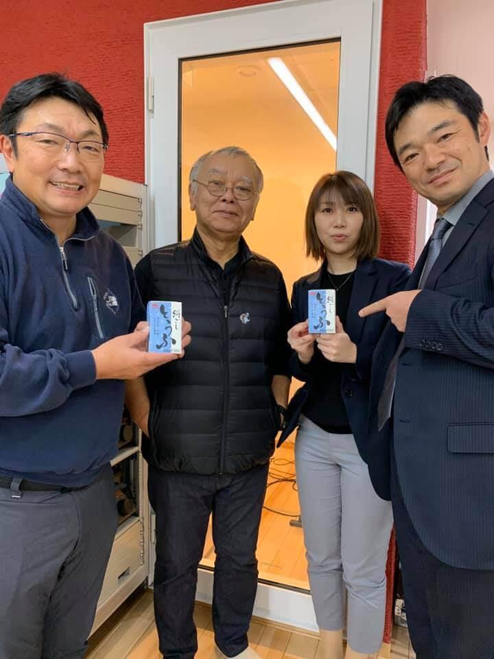 ゲスト: 南極料理人 西村淳さんと森永乳業さん
