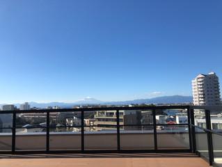 湘南江の島駅5階ルーフテラス