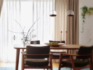 家具を買い変えたら カーテンレールも取替えよう!