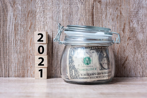 What are the 401(k) contribution limit changes in 2021?