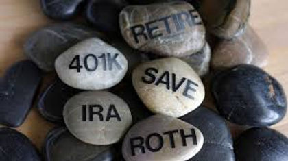 Employees who are saving for retirement through 401(k)s can also contribute to an IRA