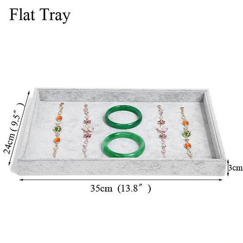 Flat Tray - Dressing Room Accessories