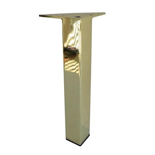"10"" Polished Brass Leg (set of 4)"