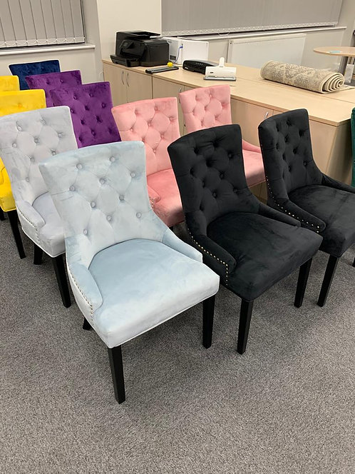 Reya Ulphostered Dining Chair