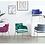 Thumbnail: Velvet Strike Chair