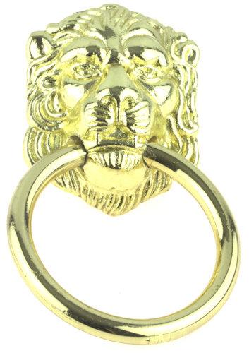 Lion Head ring pull