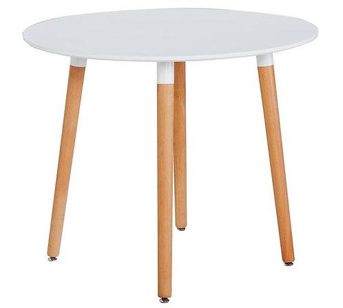 Mid Modern Circle Table