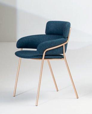 Velvet Strike Chair