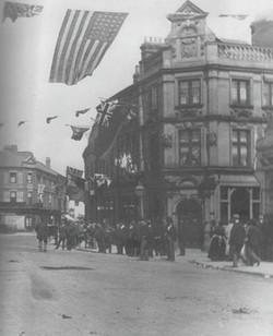 Historic Martins Bank, Altrincham