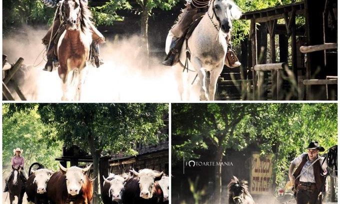 Cowboys Parco & Hotel