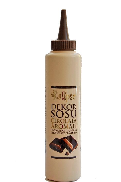 Kalipso Dekor Sosu Çikolata 750 gr