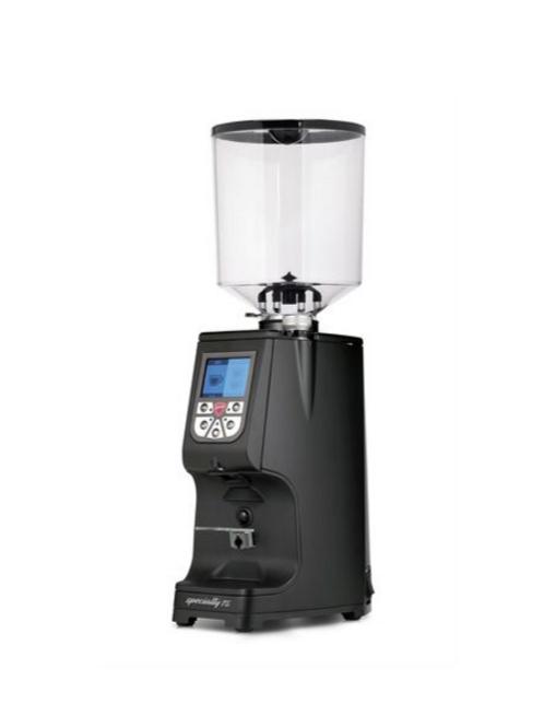 Eureka Atom Specialty 75 Kahve Öğütücüsü Siyah