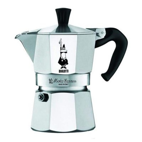 Bialetti Moka Pot Express, 3 Cup