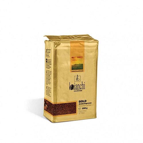 Bianchi Gold 250 gr Öğütülmüş Kahve