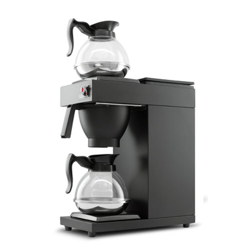 Filtro Mat Siyah Filtre Kahve Makinesi