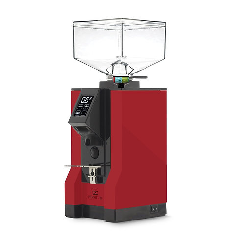 Eureka Mignon Perfetto Kahve Öğütücüsü Kırmızı 15BL