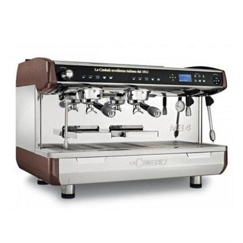 Cimbali M34 Selectron Kahve Makinesi, 2 Gruplu