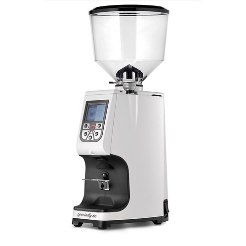 Eureka Atom Specialty 65 Kahve Öğütücüsü Beyaz